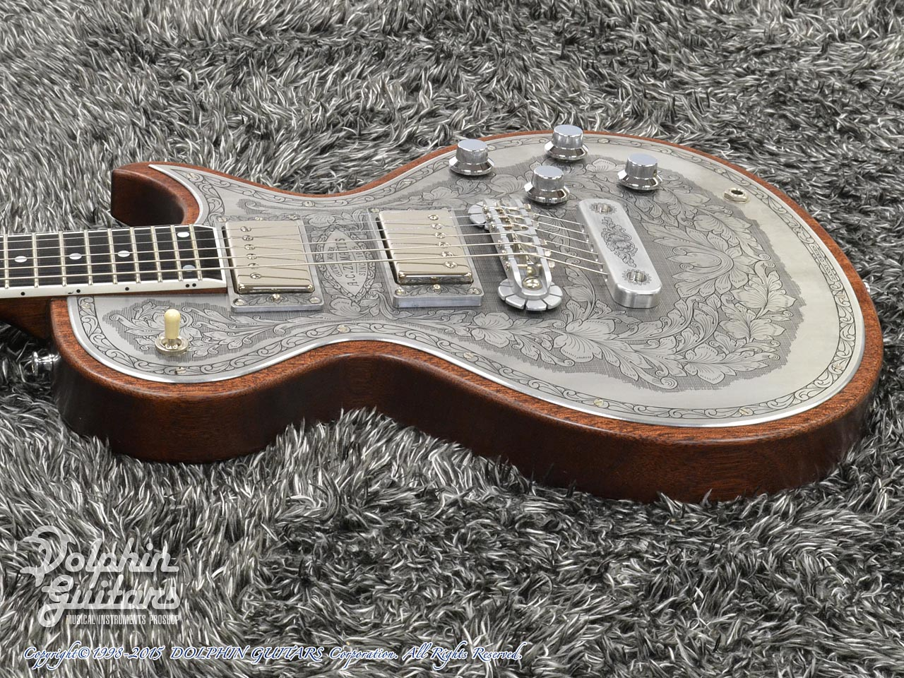 ZEMAITIS =Custom Shop=: CS24MF 2B (2)