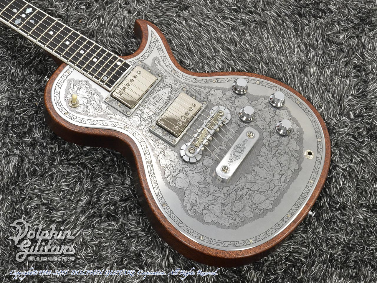 ZEMAITIS =Custom Shop=: CS24MF 2B (1)