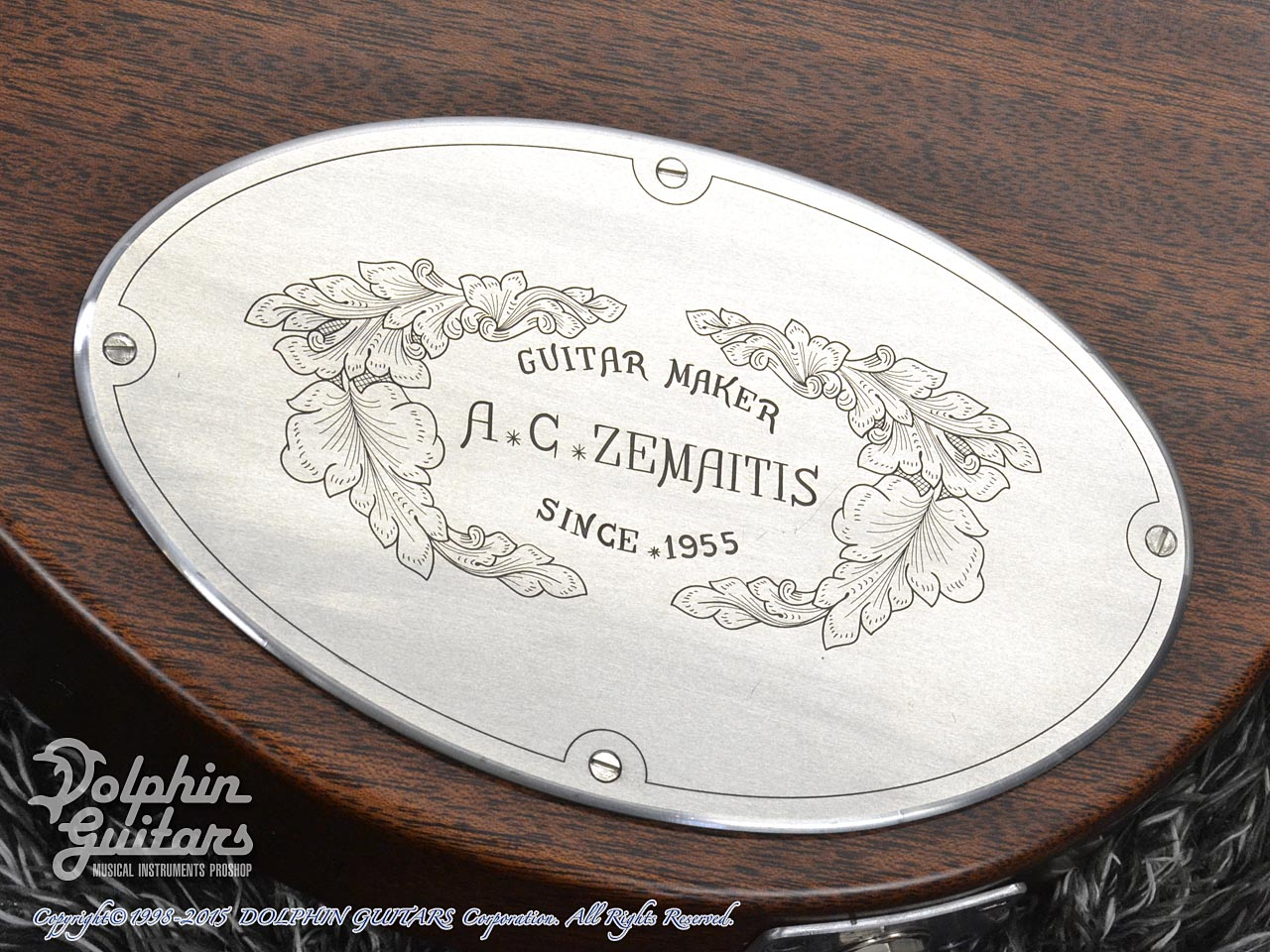 ZEMAITIS =Custom Shop=: CS24MF 2B (9)