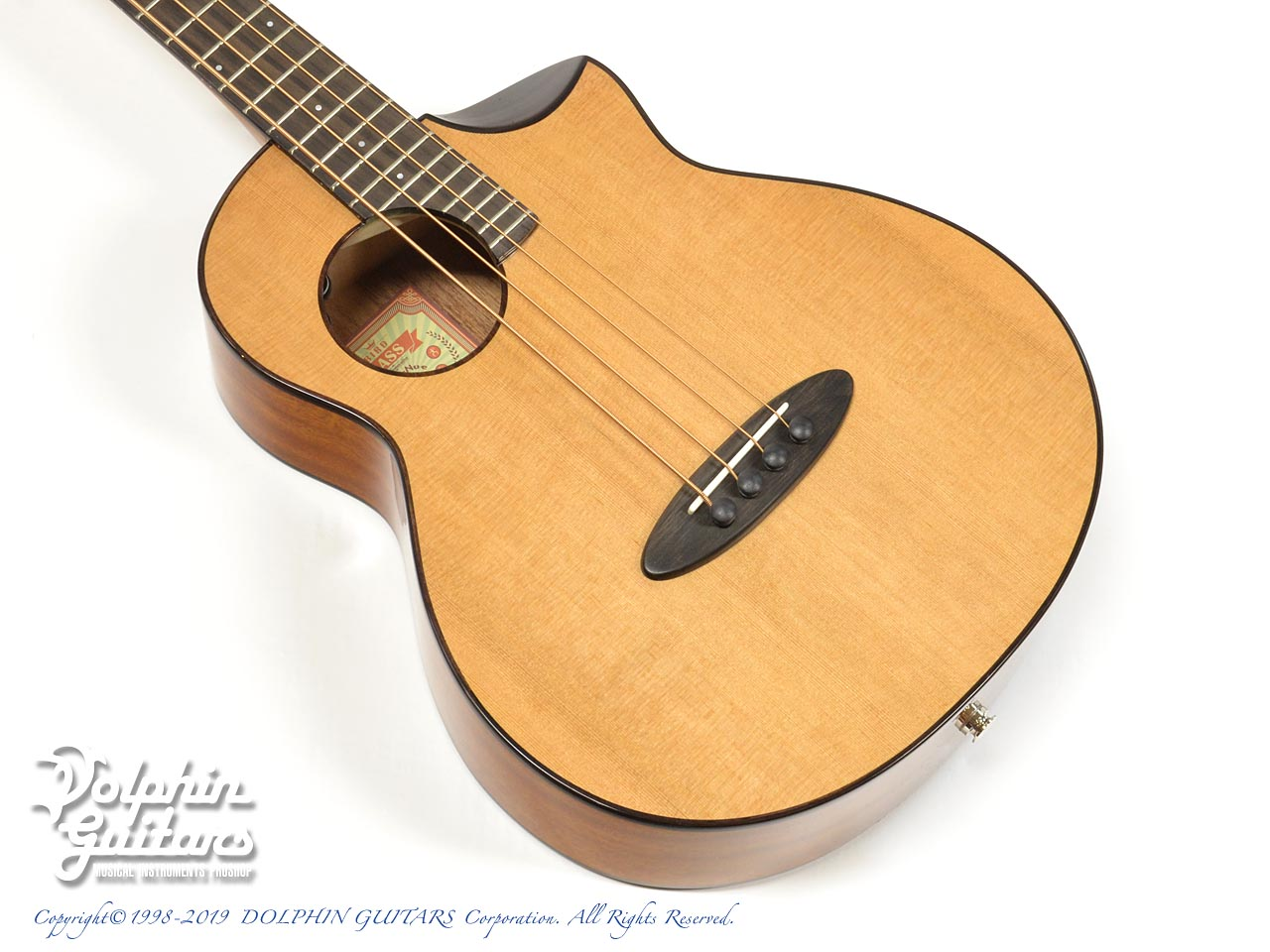aNueNue: aNN-MBS14E (Acoustic Mini Bass) (1)
