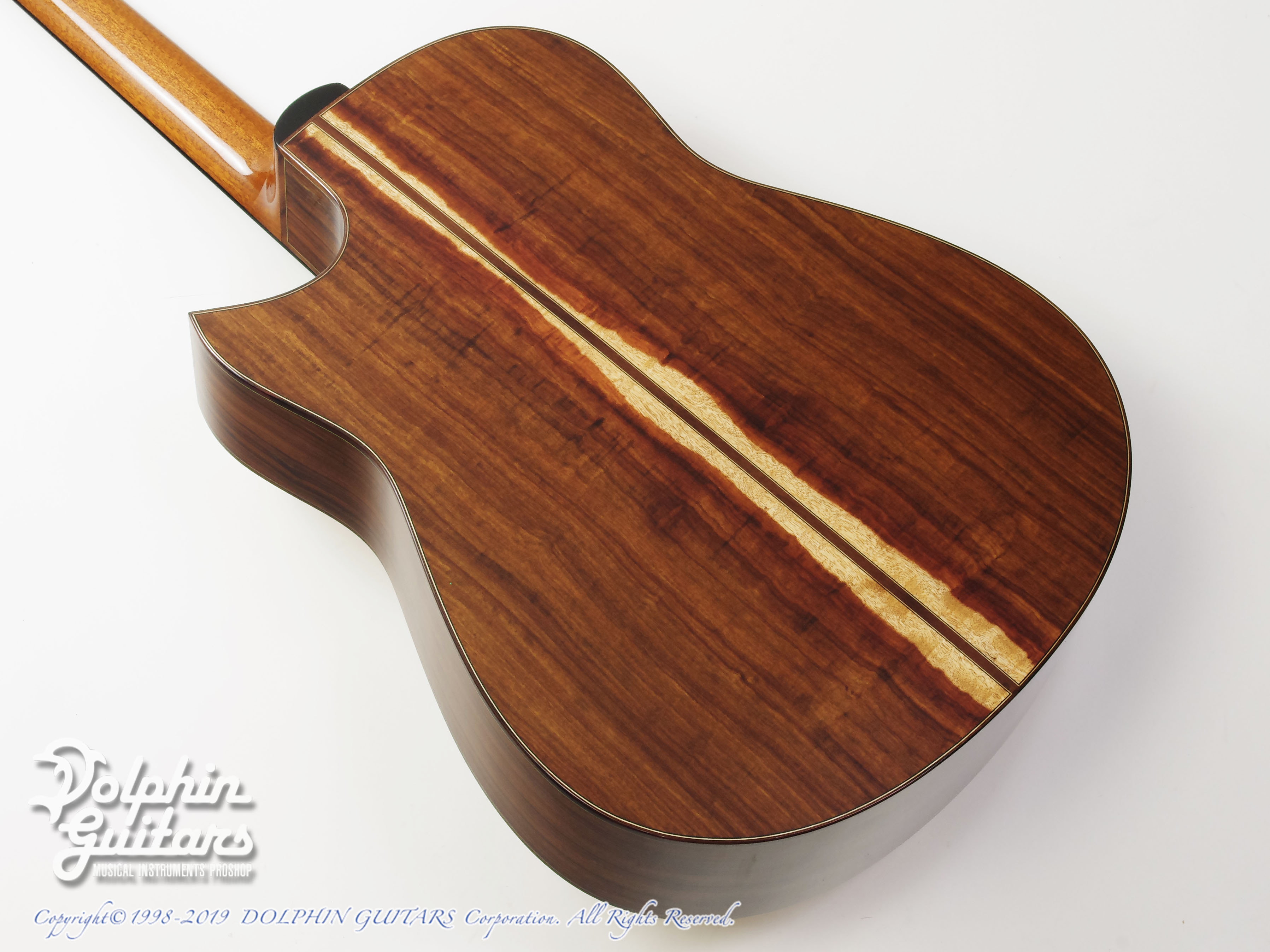 KAMEOKA: MD-51 Cutaway  (German Spruce & Granadillo) (3)