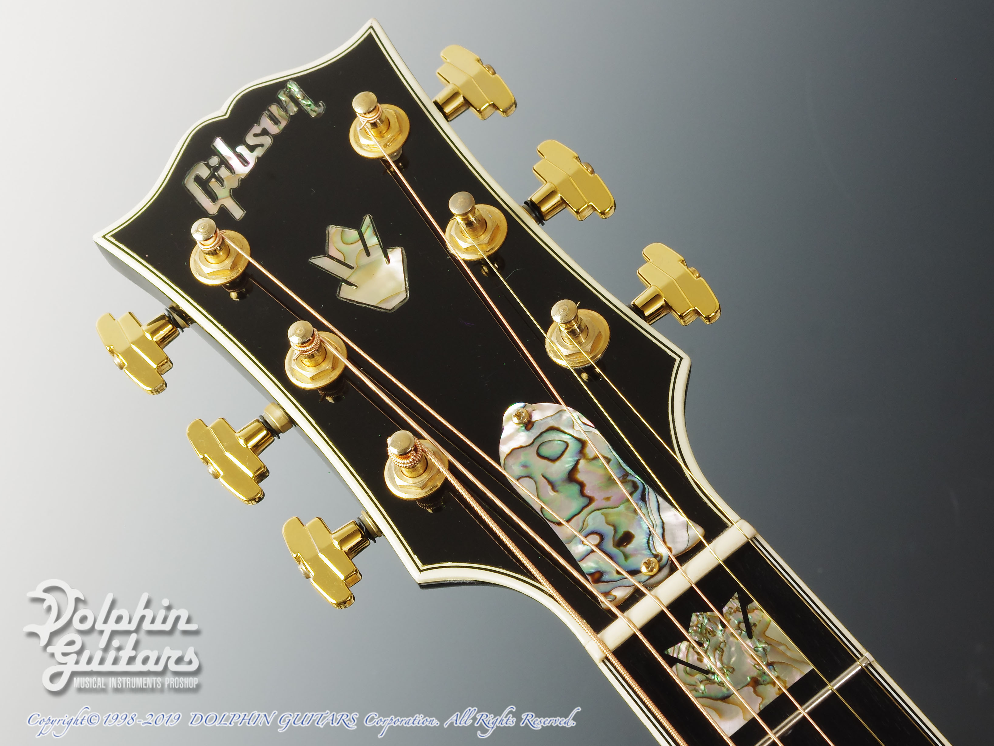 Gibson: J-200 Special 100th Annivarsary (Ebony Black) (6)
