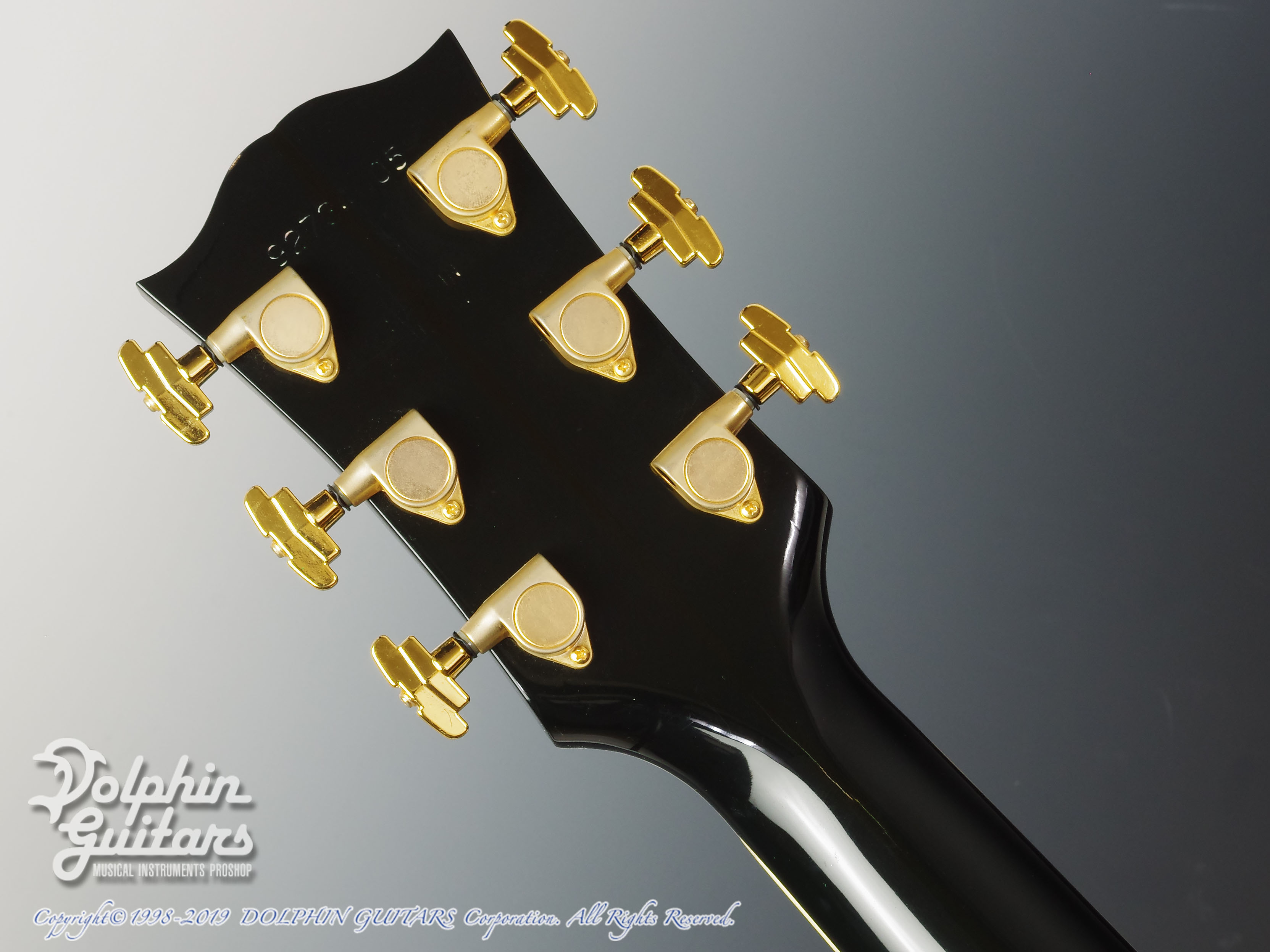 Gibson: J-200 Special 100th Annivarsary (Ebony Black) (7)