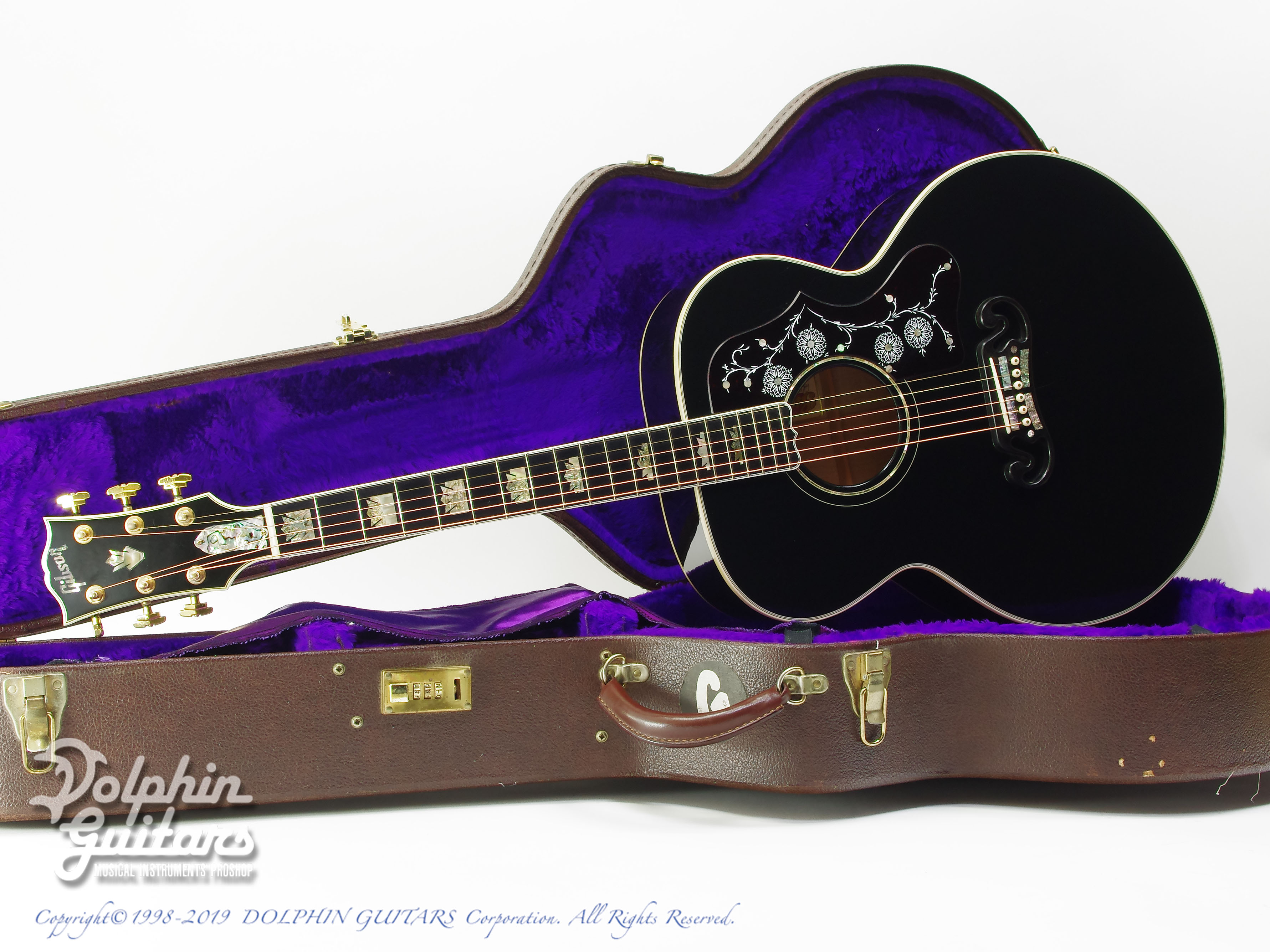 Gibson: J-200 Special 100th Annivarsary (Ebony Black) (0)