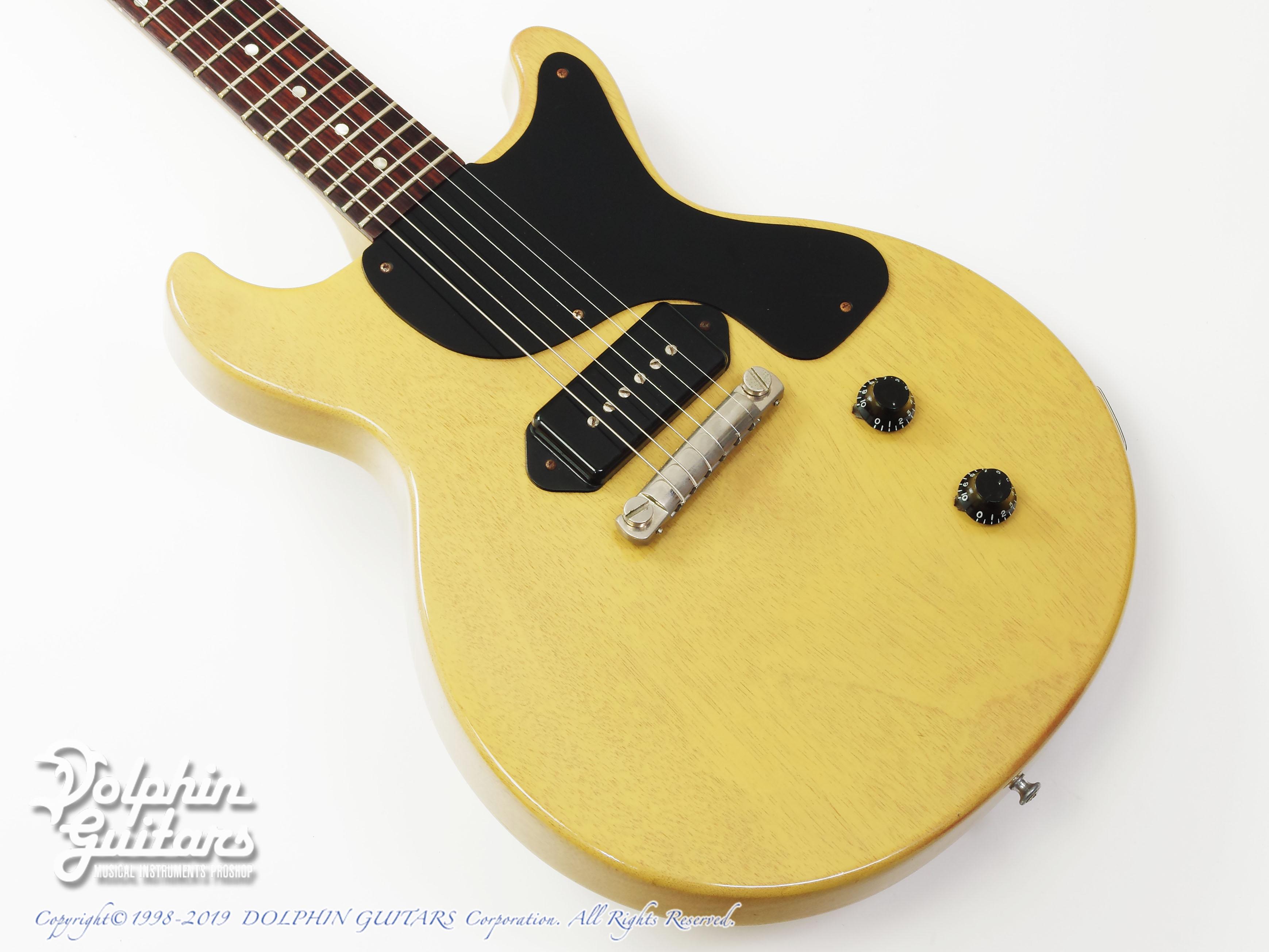 Gibson Custom Shop:1958 Les Paul Junior Double Cutaway (TV