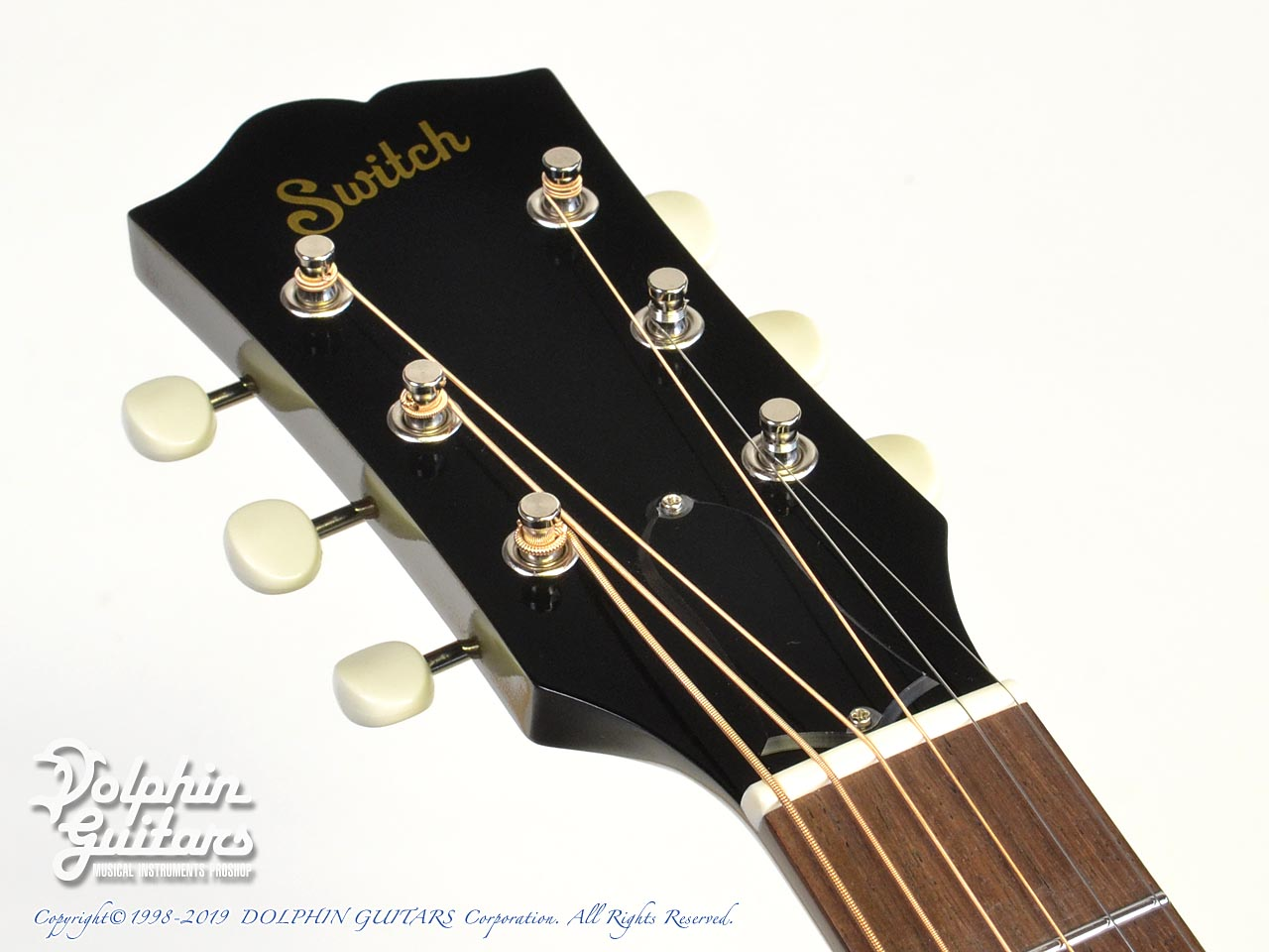 SWITCH: RSD-45 TBS 43mm (Torrefied Adirondack Spruce) (6)
