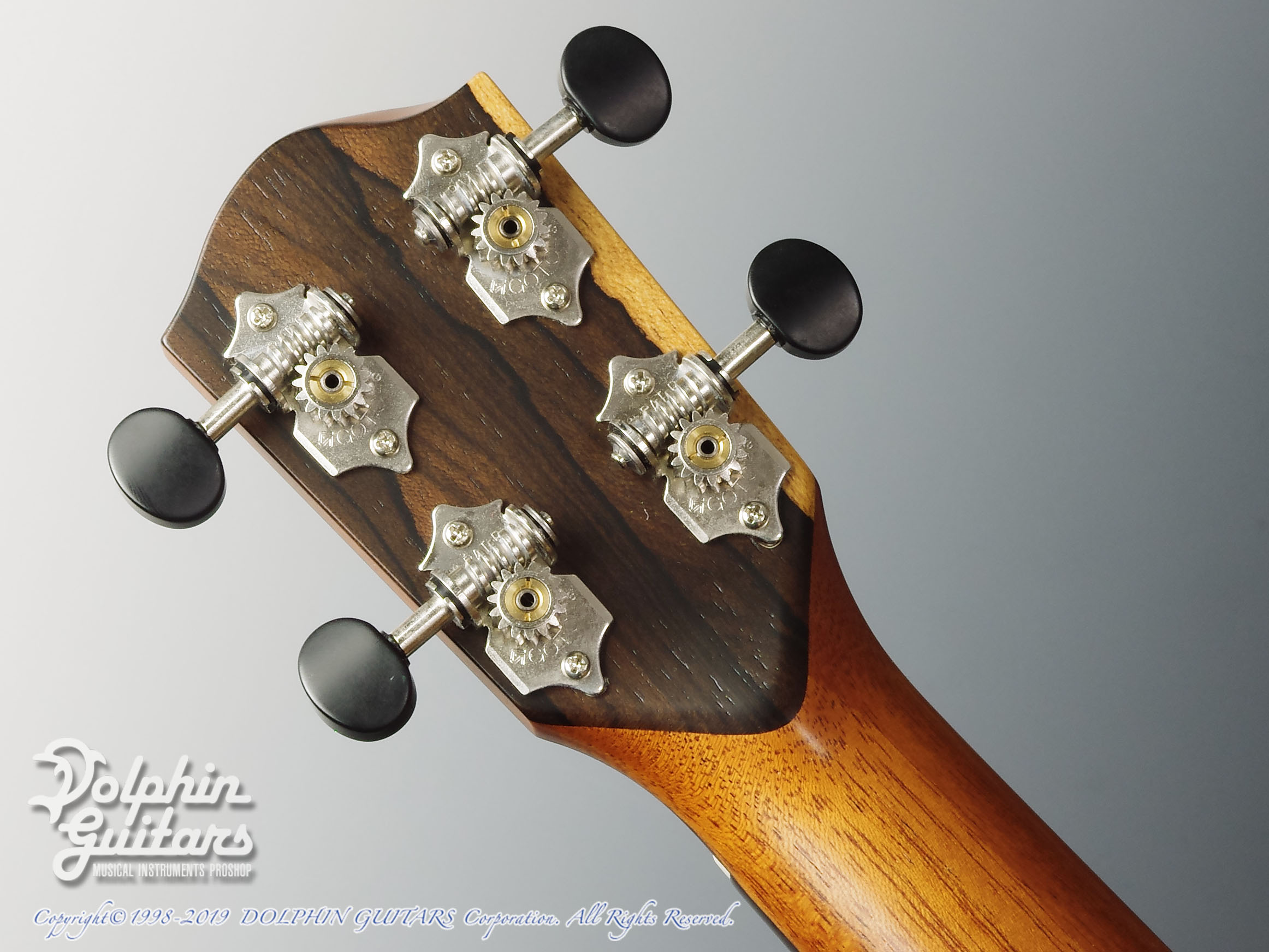 TODA GUITARS: VC (Spruce & Curly Maple) (7)