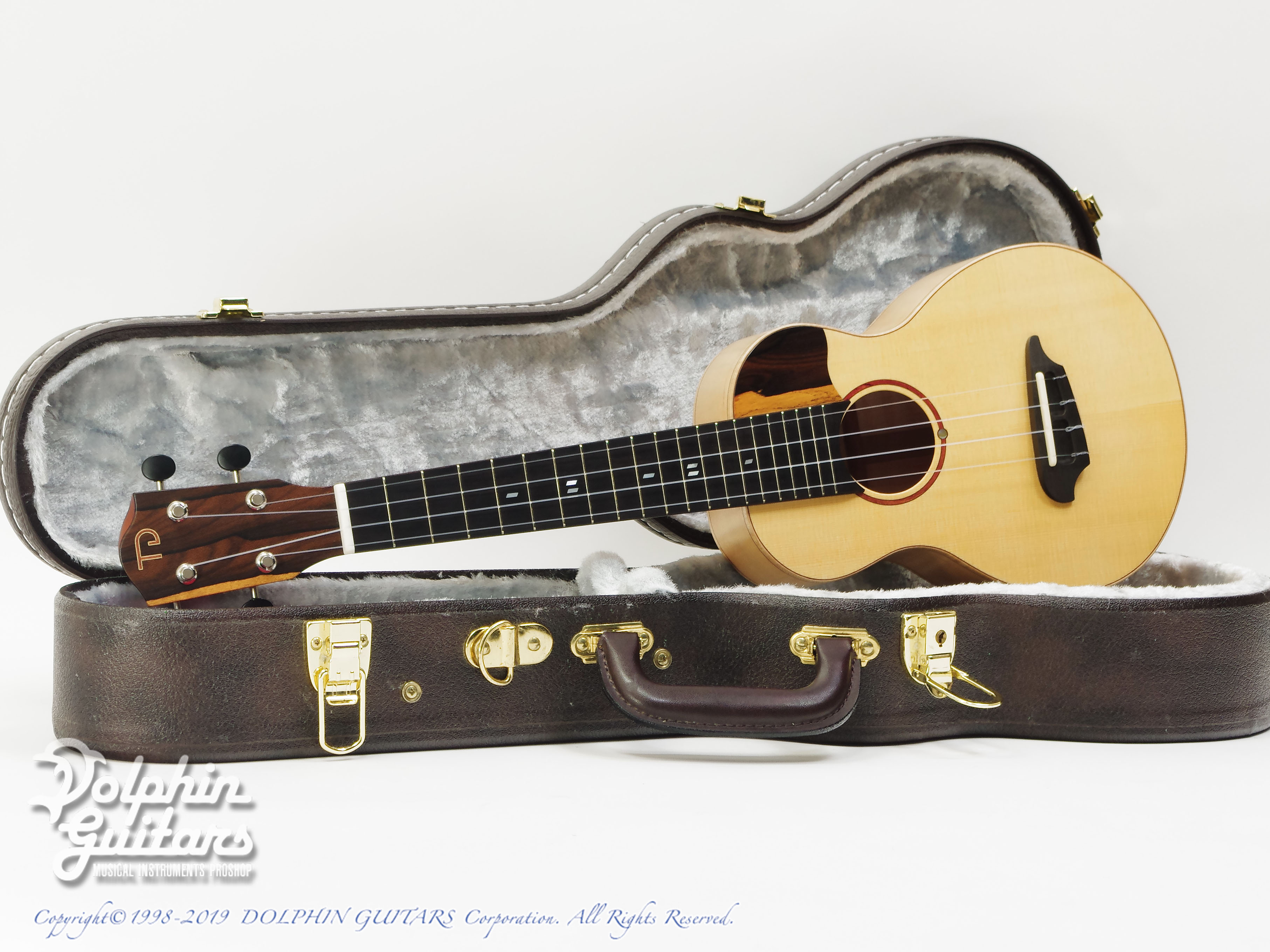 TODA GUITARS: VC (Spruce & Curly Maple) (0)