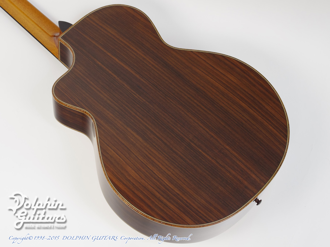 JACK SPIRA GUITARS: JS-A1C Grape Vine (3)