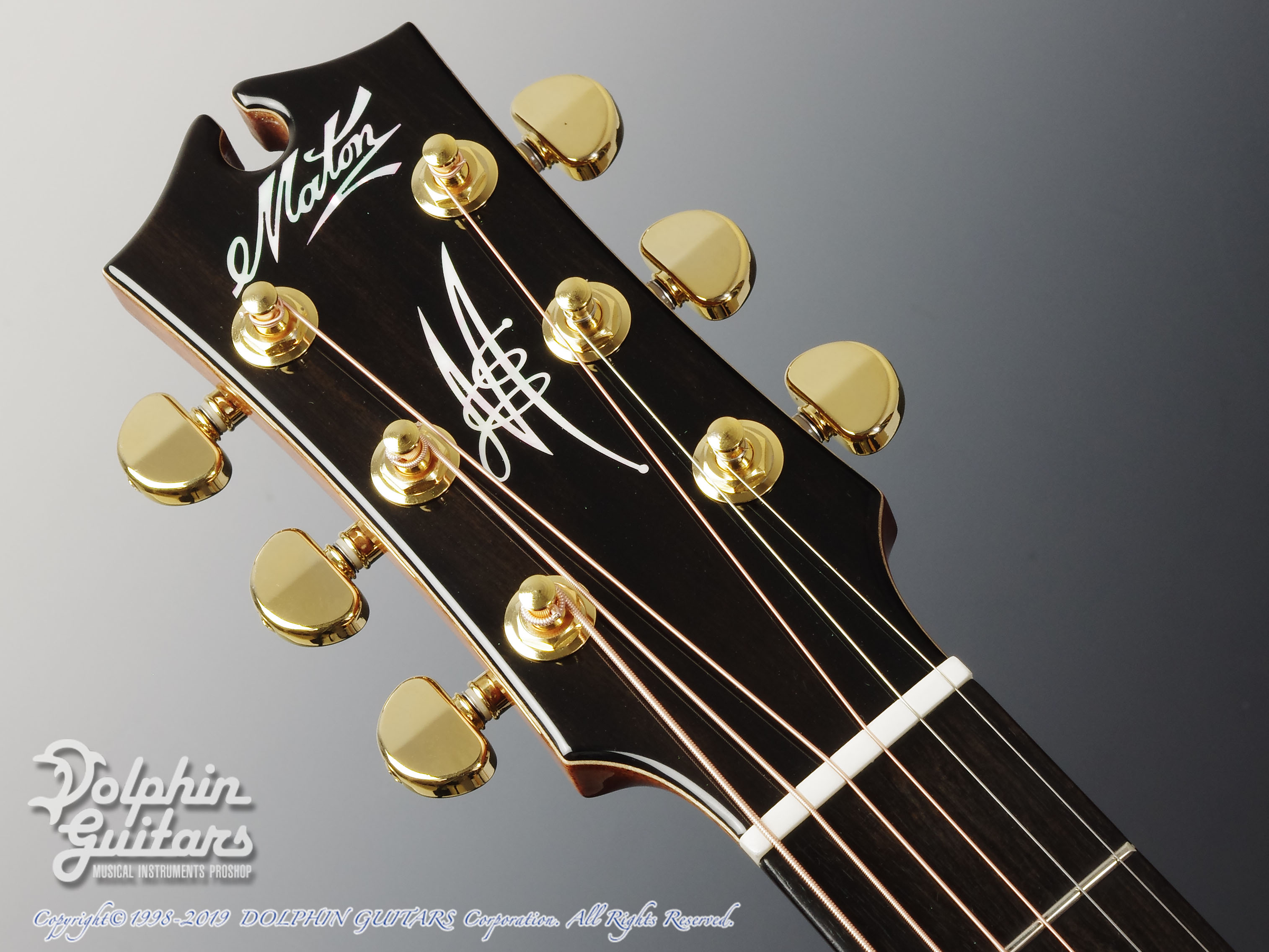 MATON: EM100C-Messiah (Dreadnought Cutaway) (6)