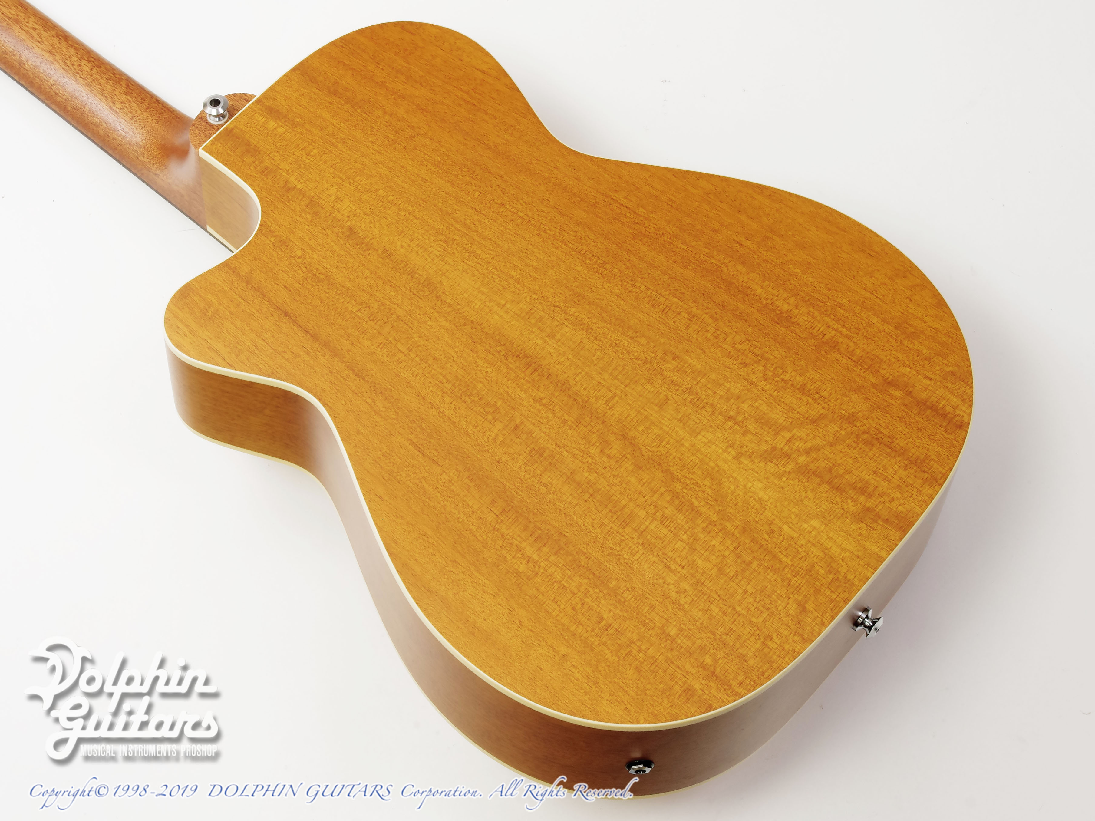 MATON: Custom Shop EBG808C Tommy Personal Thinline (3)