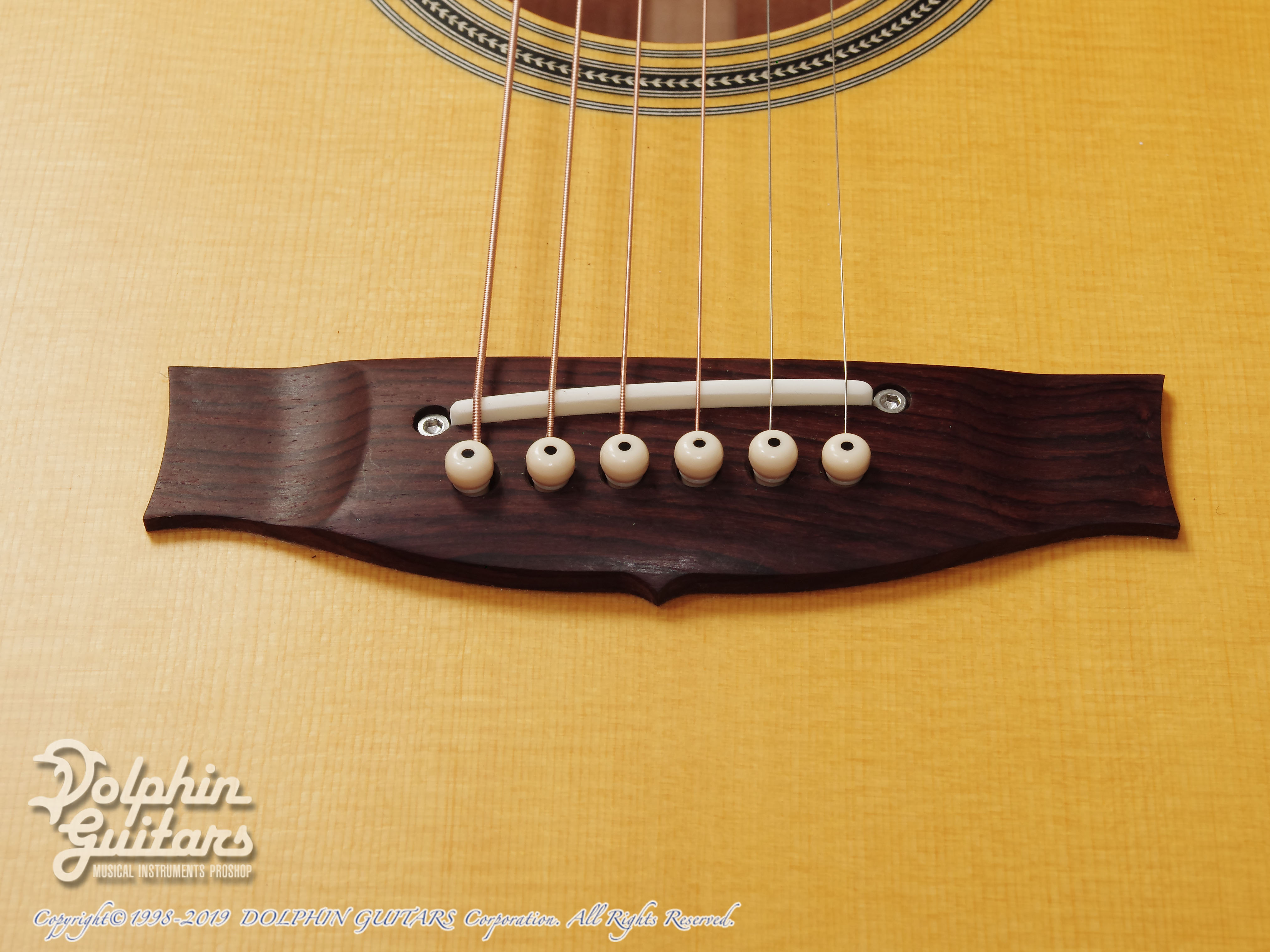 MATON: Custom Shop EBG808C Tommy Personal Thinline (9)