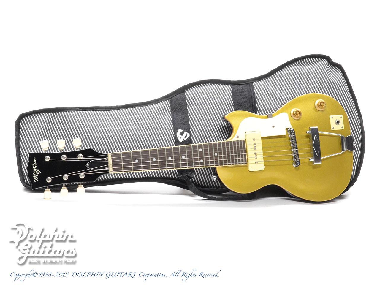 monogram travel guitar mini lp 8581 ドルフィンギターズ