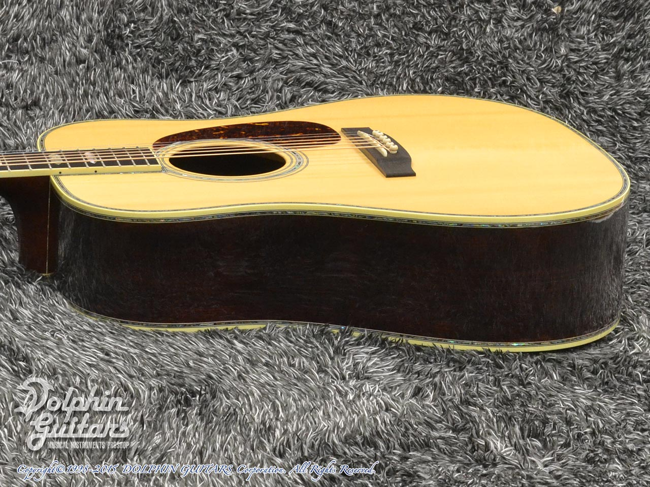 C.F.MARTIN: 1968's Style D-45 (1965 D-28 Conversion) by SUMI (2)