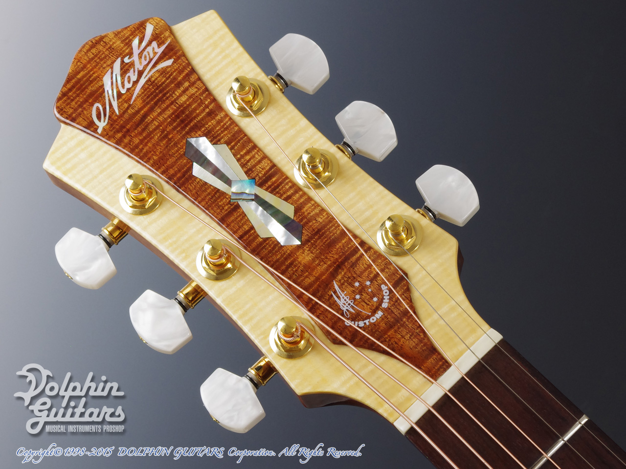 MATON: Custom Shop W.A MAY TRAD (6)