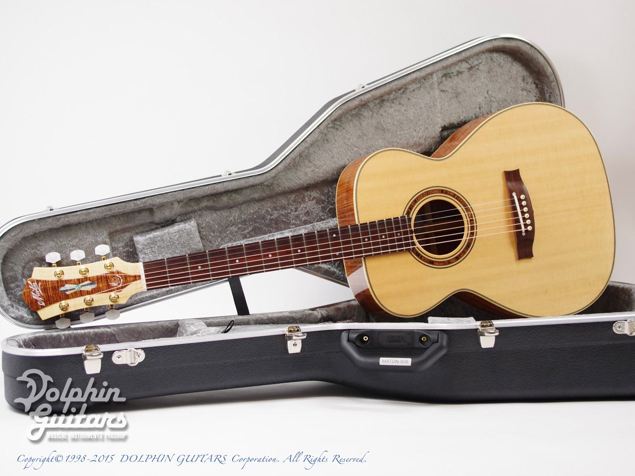 MATON: Custom Shop W.A MAY TRAD (0)