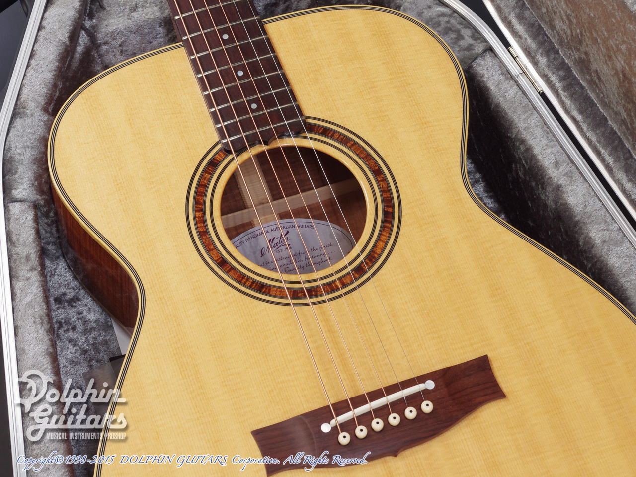 MATON: Custom Shop W.A MAY TRAD (8)