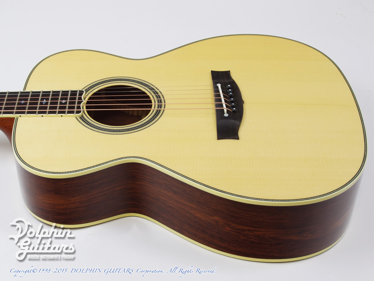 MATON: Custom Shop AA TRADITIONAL (Honduran Rosewood) (2)