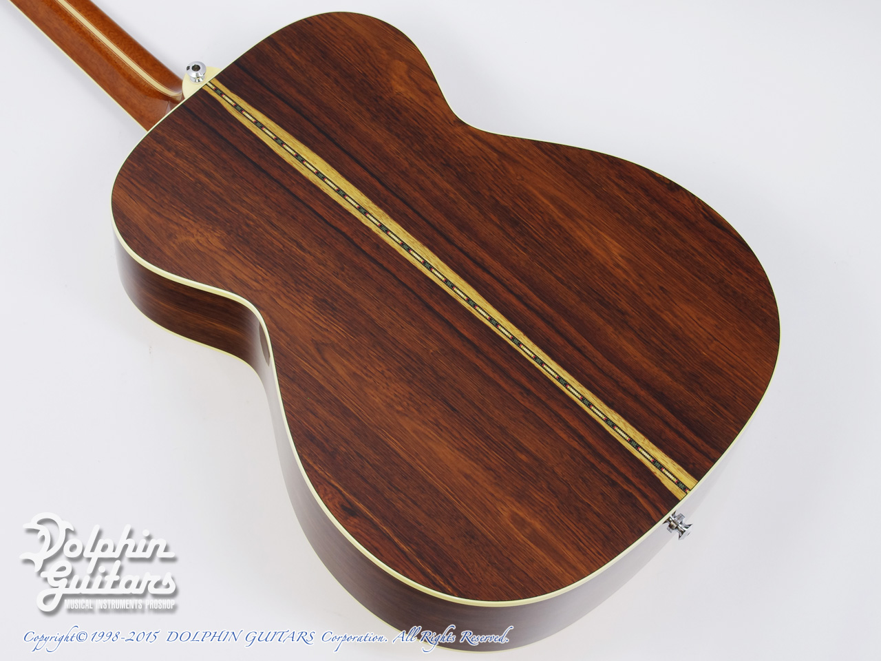 MATON: Custom Shop AA TRADITIONAL (Honduran Rosewood) (3)