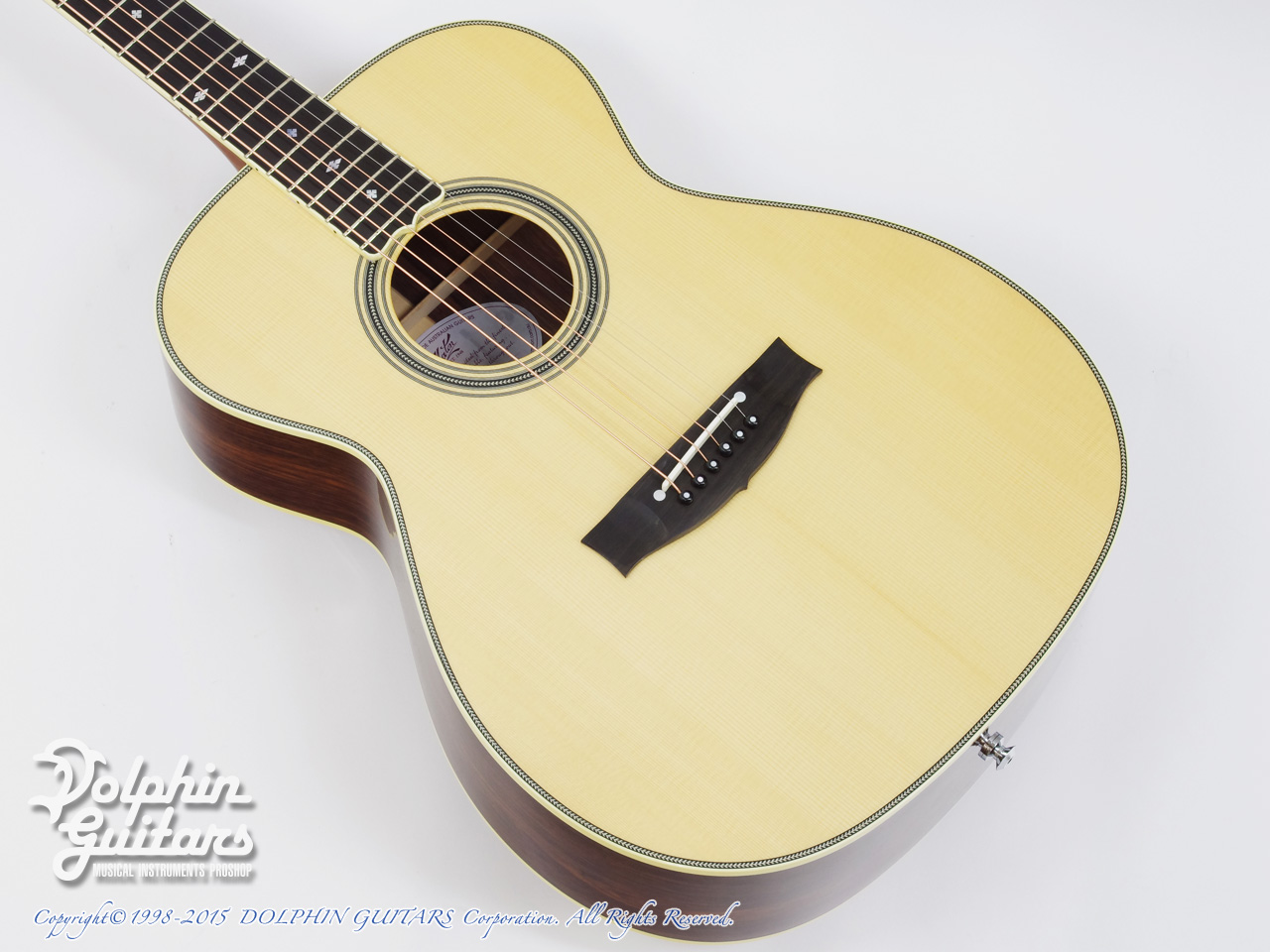 MATON: Custom Shop AA TRADITIONAL (Honduran Rosewood) (1)