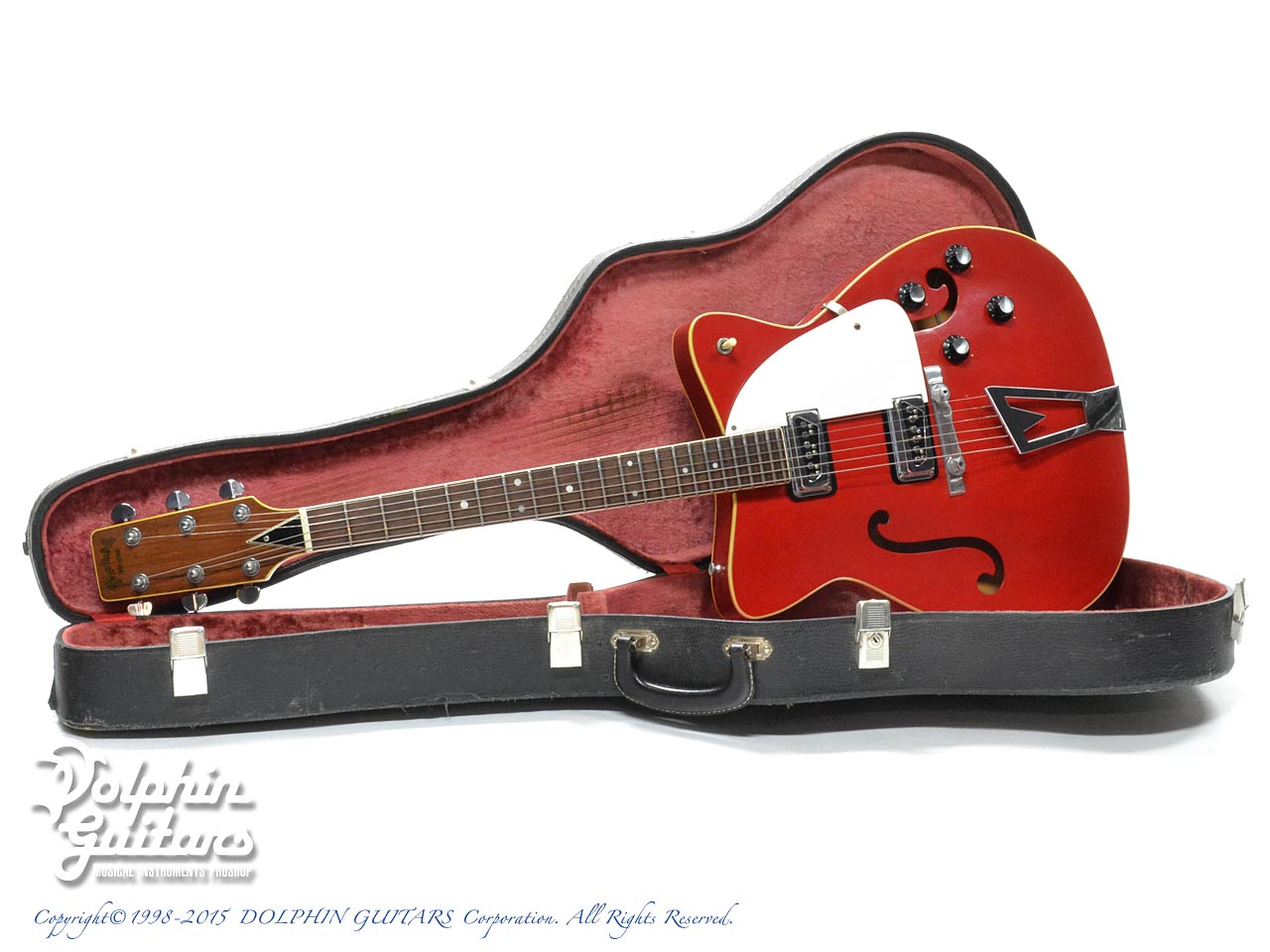C.F.Martin: GT-75 (Red) (0)