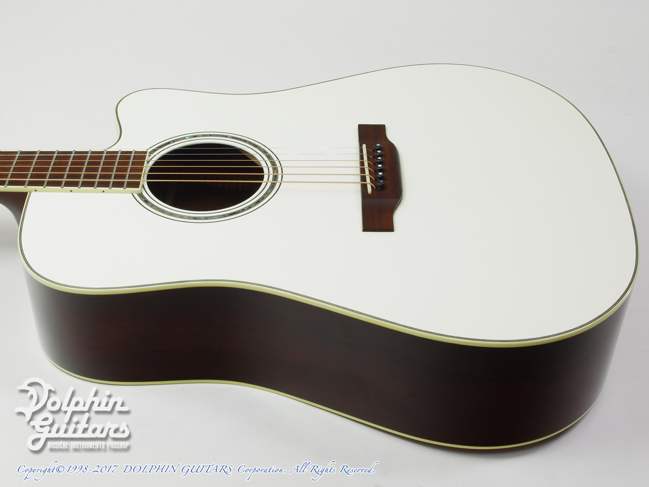 SWITCH:  SCD-3C A-Caa Limited (Adirondack Spruce & Cocobolo) (Pearl White Face) (2)