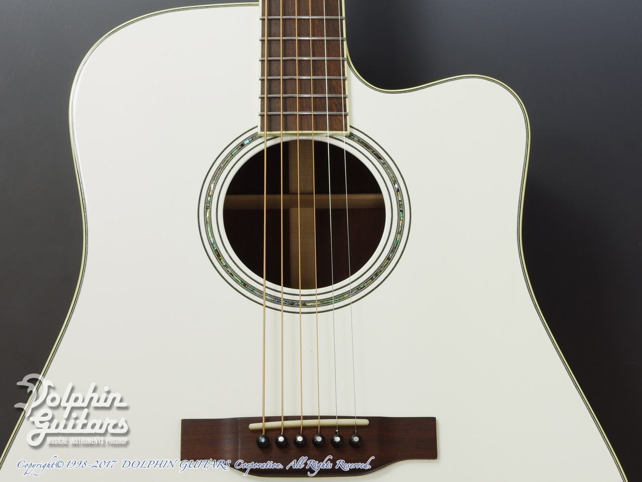 SWITCH:  SCD-3C A-Caa Limited (Adirondack Spruce & Cocobolo) (Pearl White Face) (8)
