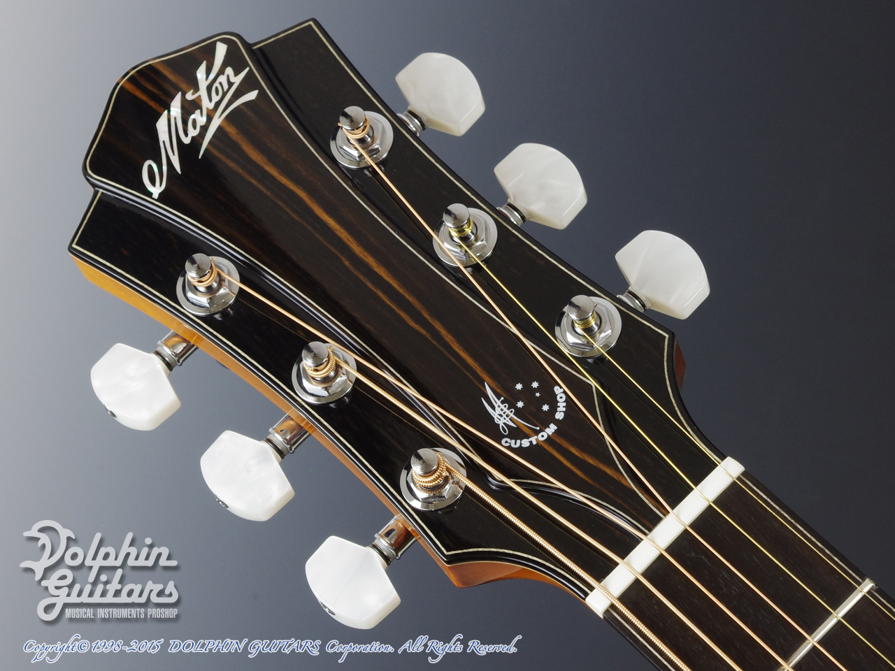 MATON: Custom Shop 10th Anniversary X iv X (6)