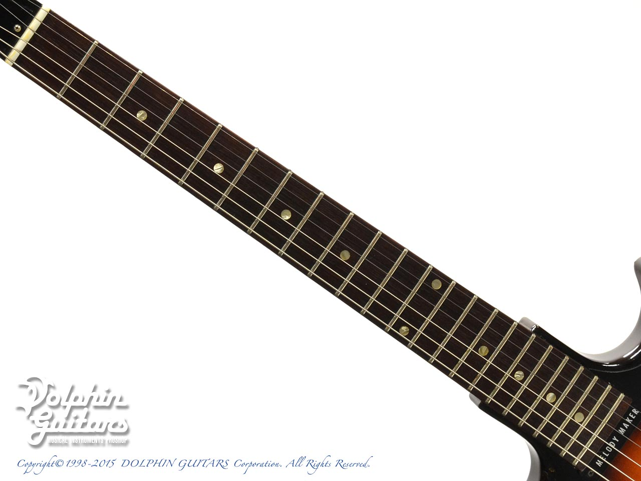 Gibson: MELODY MAKER  (4)