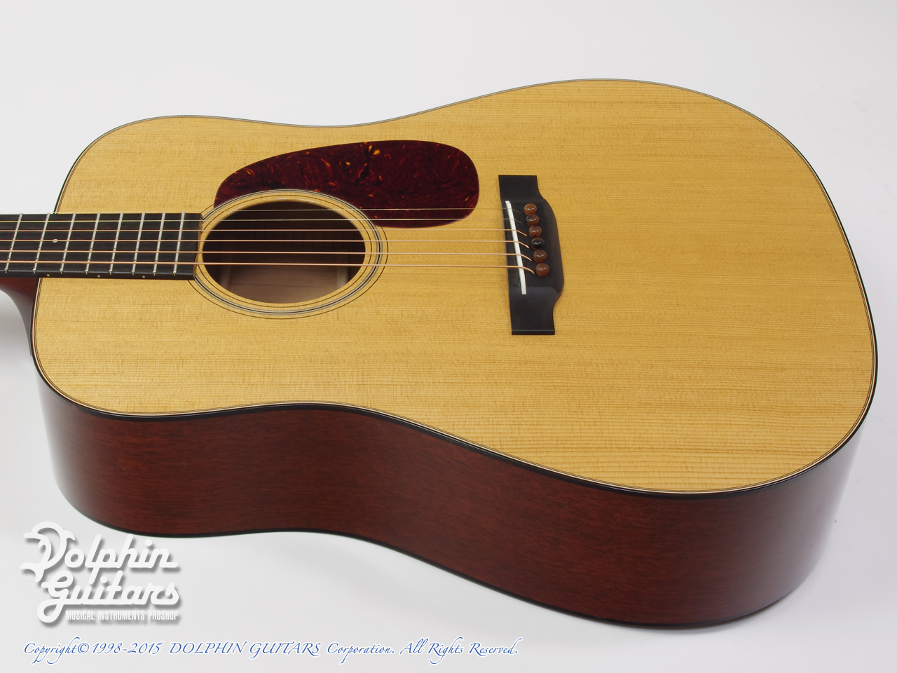 COLLINGS: D-1T (Torrefied Sitka Spruce) (2)