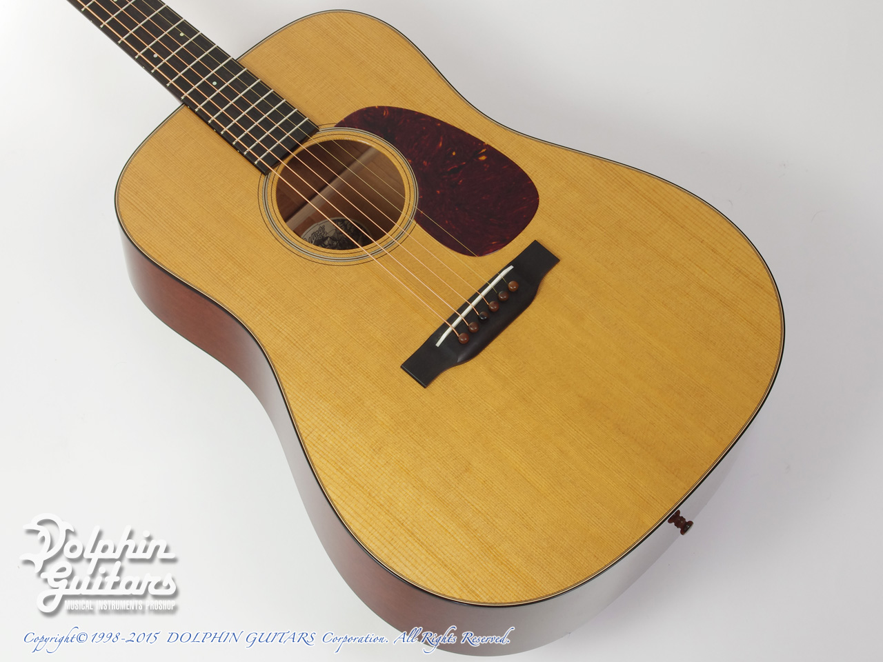 COLLINGS: D-1T (Torrefied Sitka Spruce) (1)