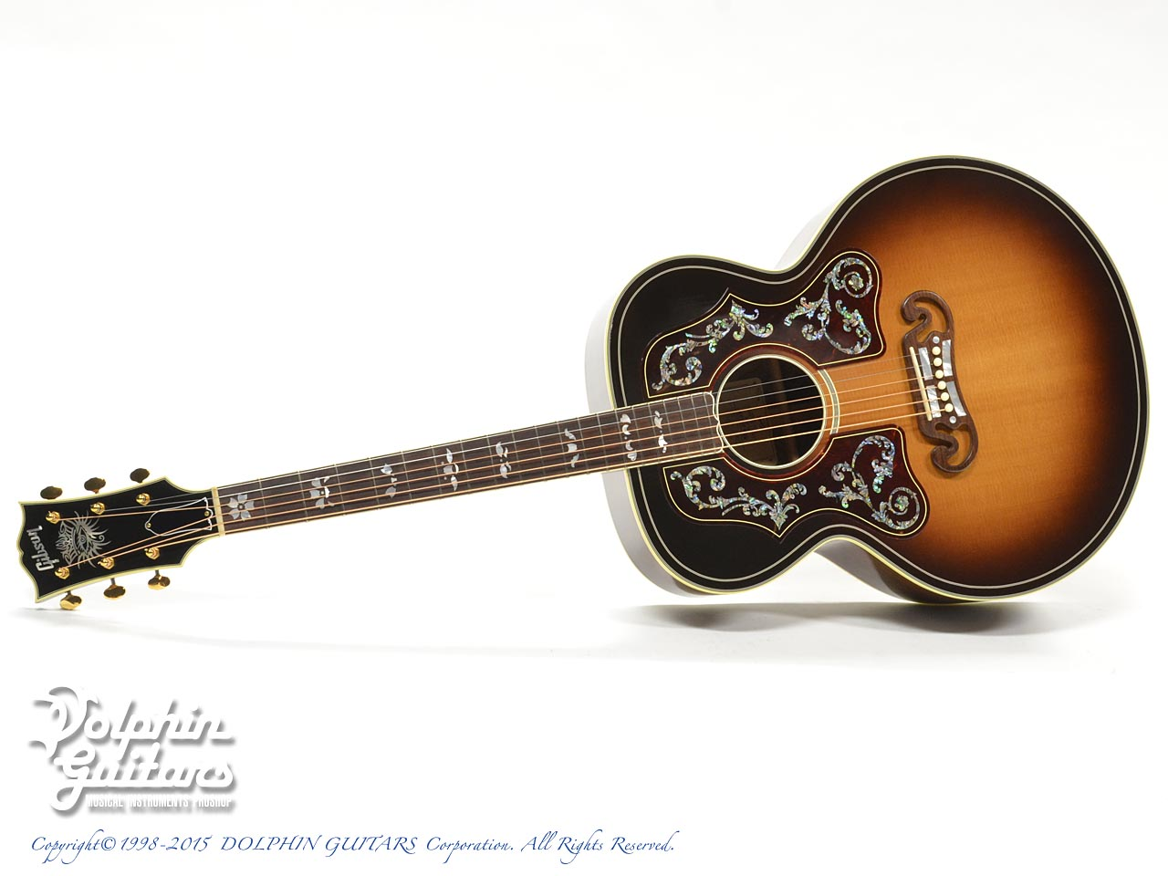 Gibson: Bob Dylan Autographed SJ-200 Collector's Edition (0)