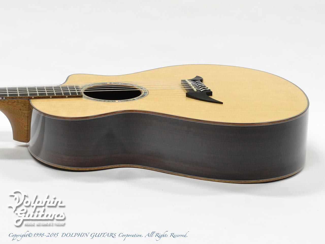 Breedlove: N25 Cutaway BCR (Nylon Strings) (2)