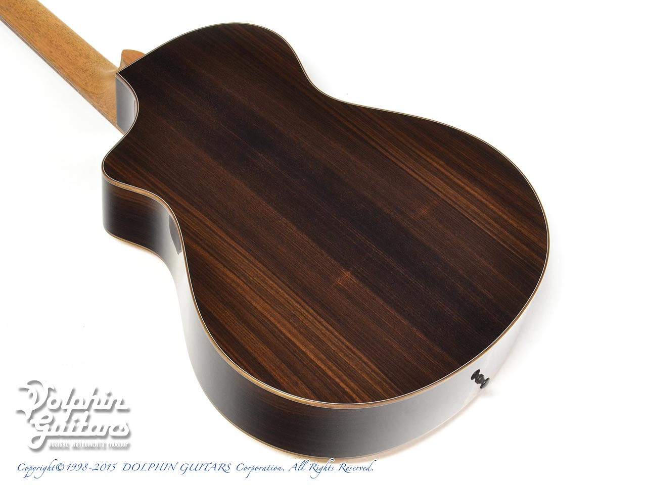 Breedlove: N25 Cutaway BCR (Nylon Strings) (3)