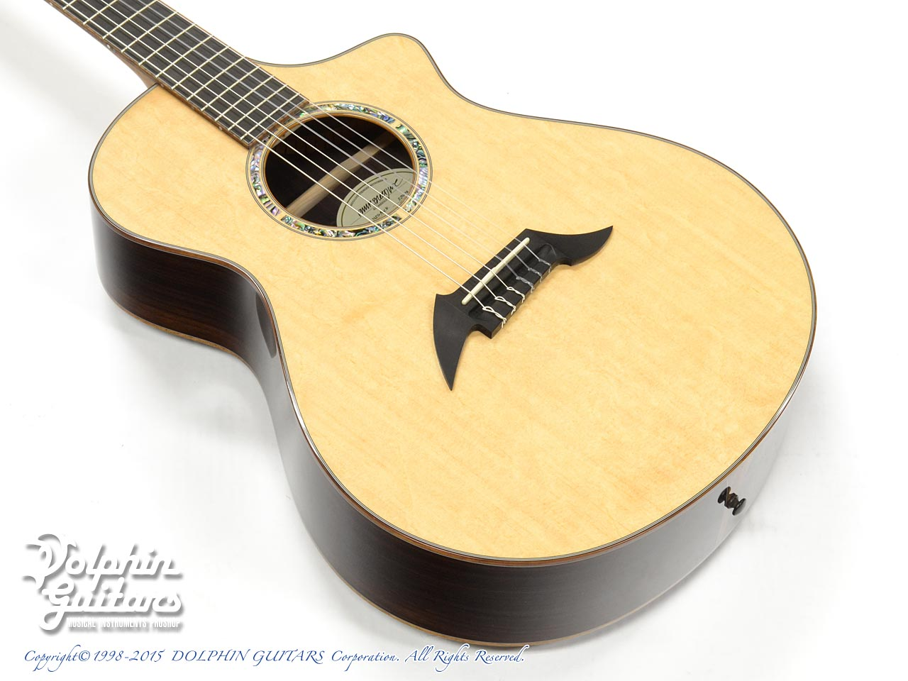 Breedlove: N25 Cutaway BCR (Nylon Strings) (1)