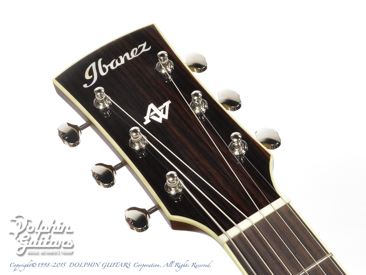 IBANEZ: AVM10 (Natural) Thermo Aged™ Wood (3)