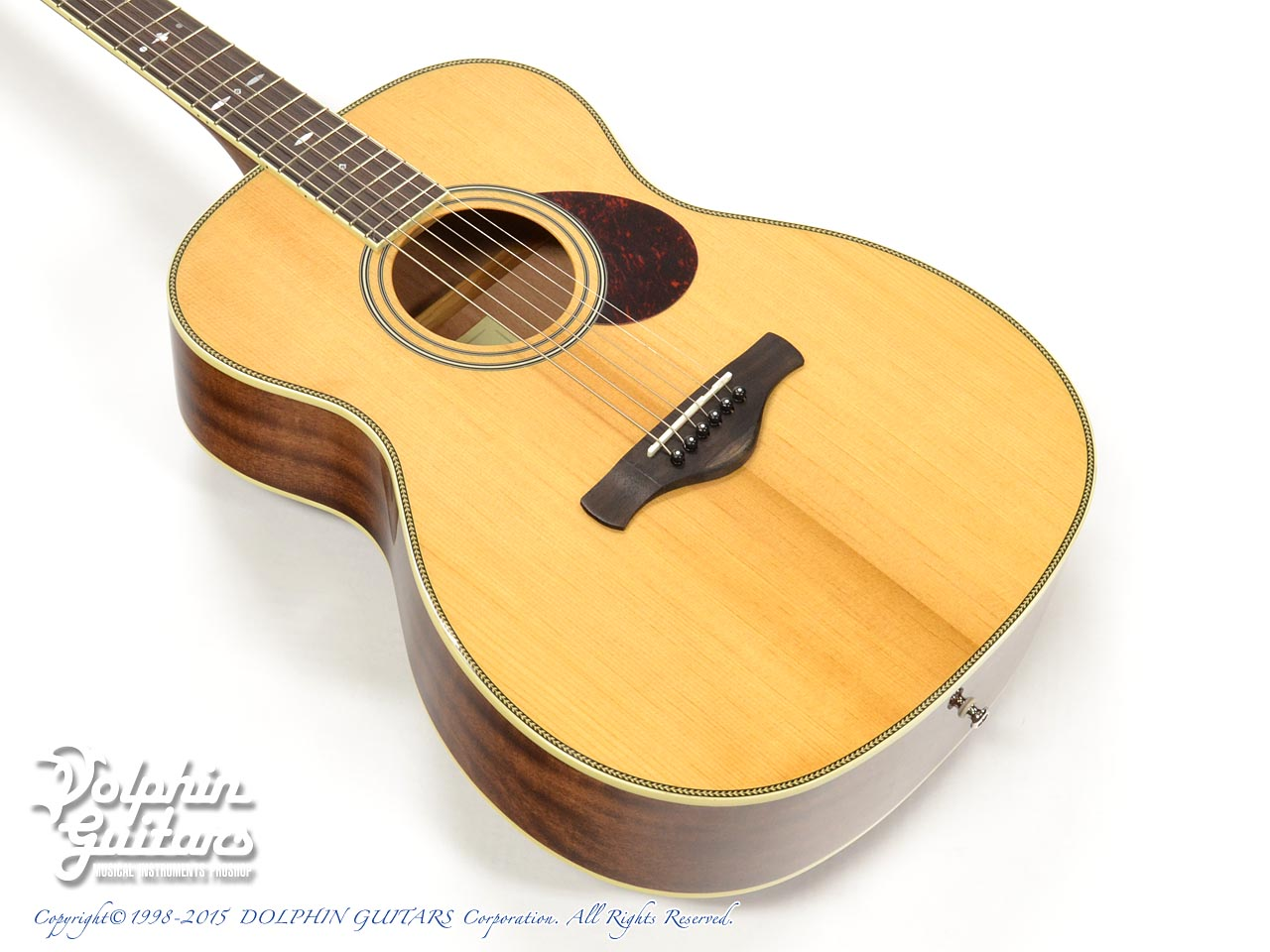 IBANEZ: AVM10 (Natural) Thermo Aged™ Wood (1)
