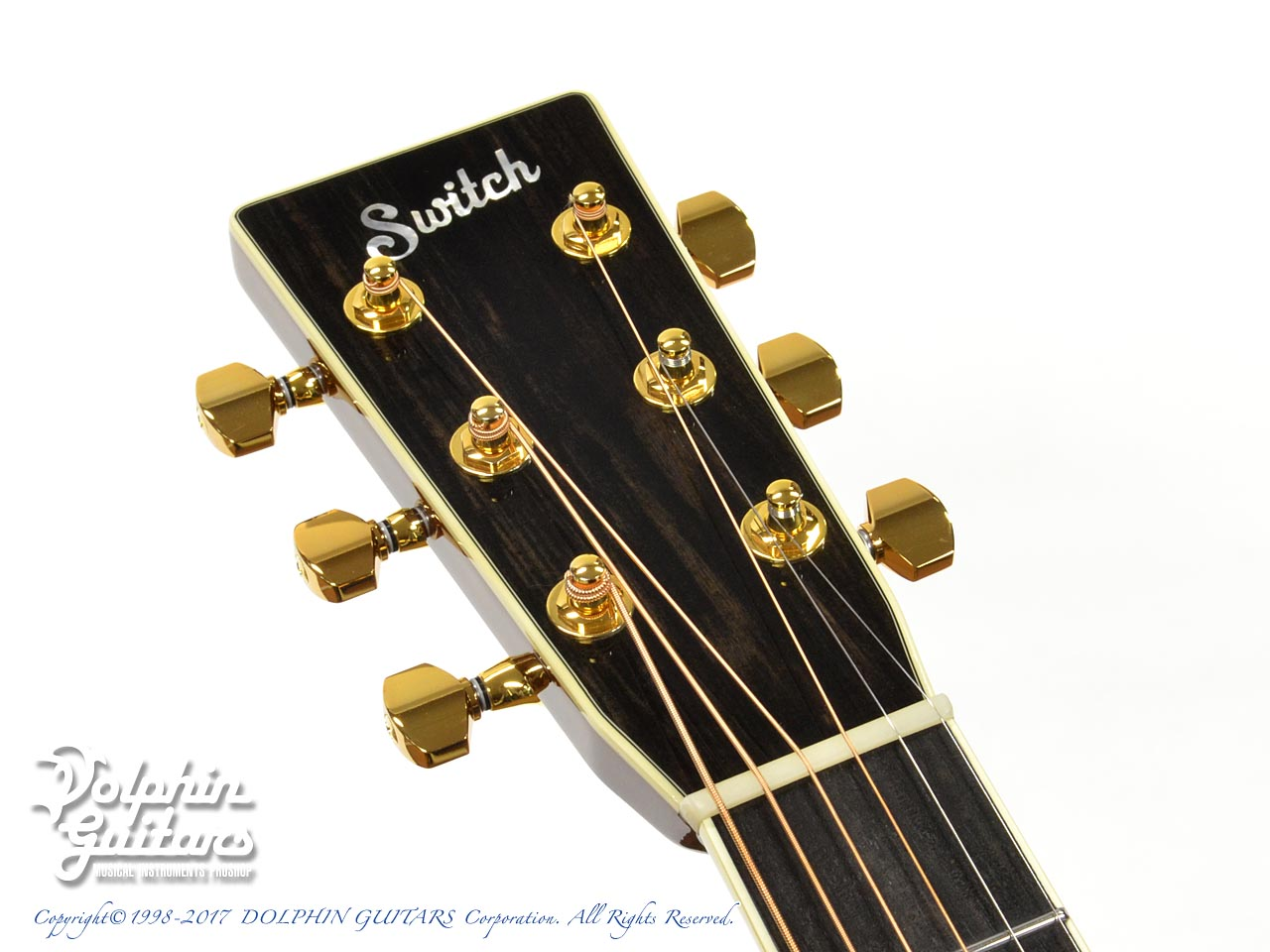 SWITCH: SCOM-3C (Sitka Spruce AAA & Indian Rosewood) (6)