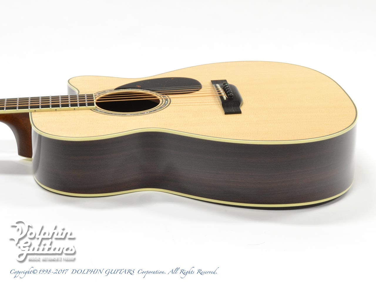 SWITCH: SCOM-3C (Sitka Spruce AAA & Indian Rosewood) (2)