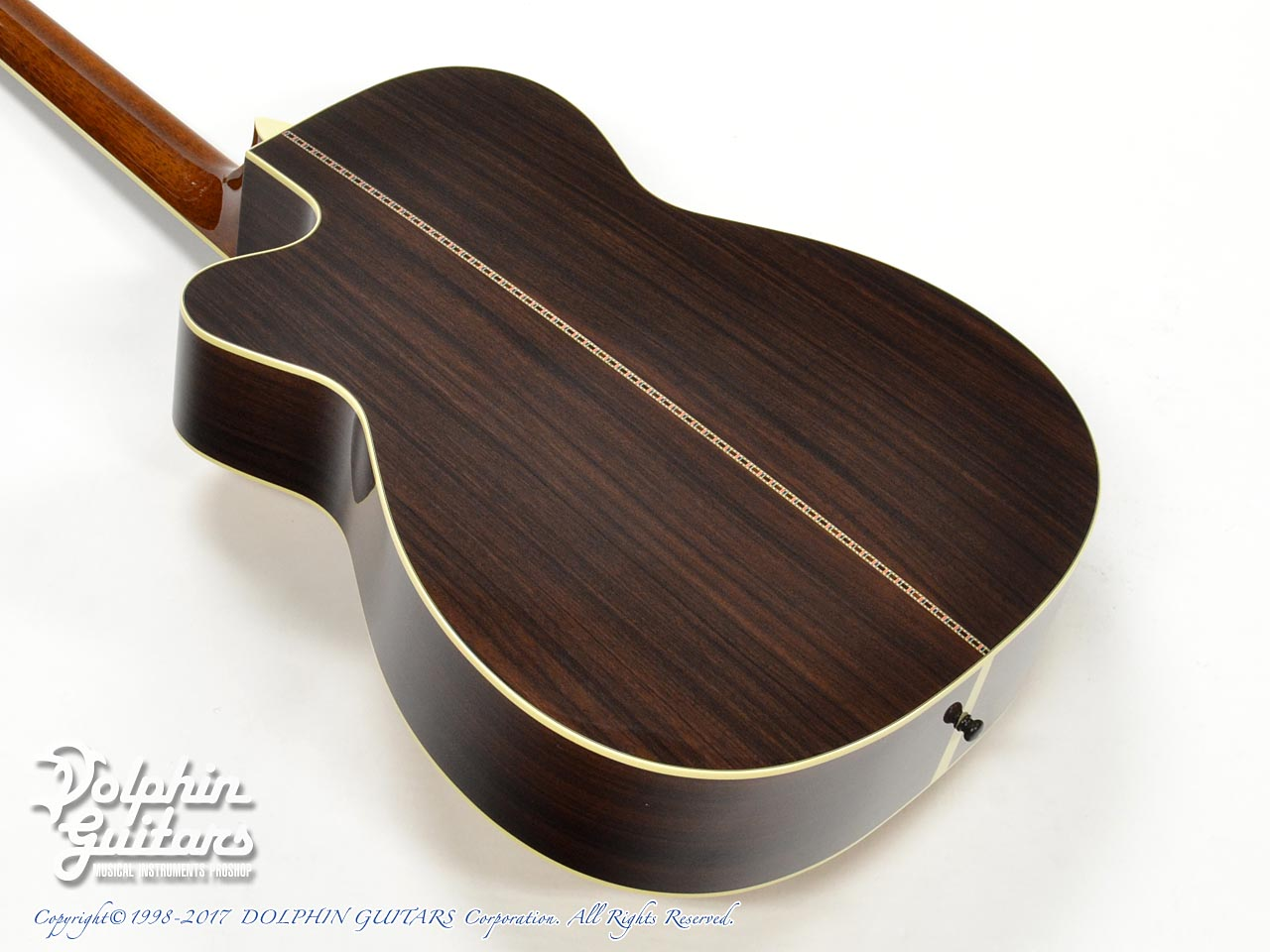 SWITCH: SCOM-3C (Sitka Spruce AAA & Indian Rosewood) (3)