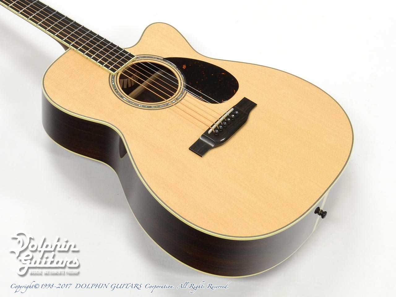 SWITCH: SCOM-3C (Sitka Spruce AAA & Indian Rosewood) (1)