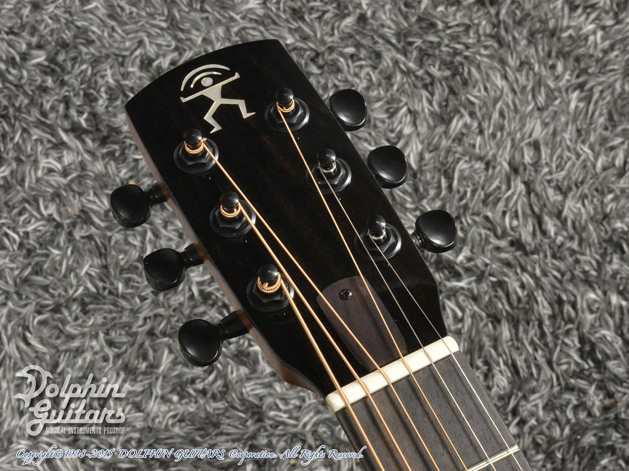 aNueNue: Bird Guitar Series aNN-M200 (6)