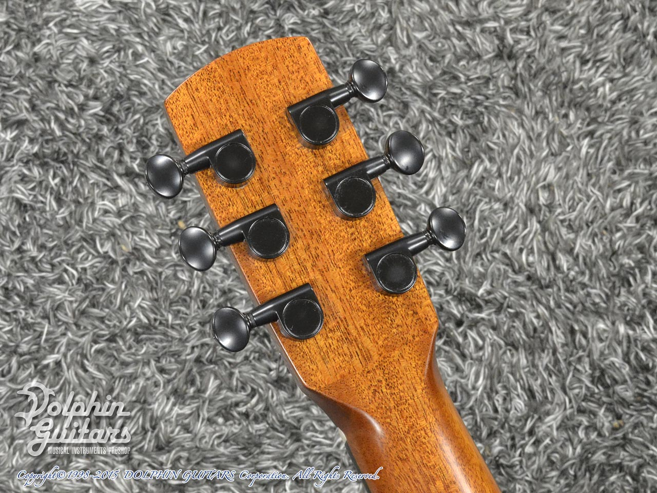 aNueNue: Bird Guitar Series aNN-M200 (7)