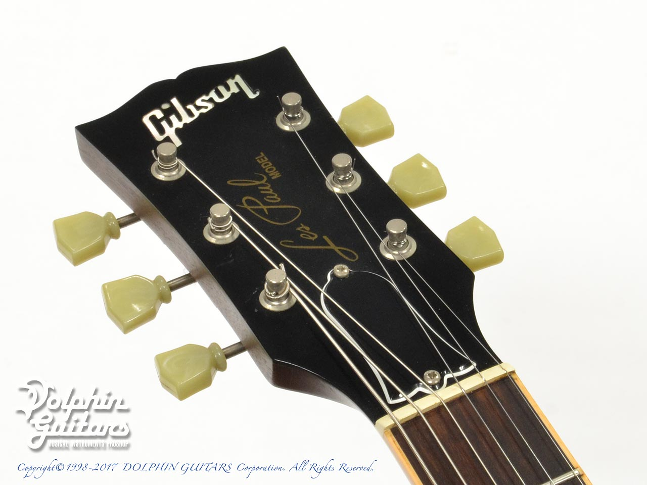 Gibson: 50's LP STD FADED HB (6)