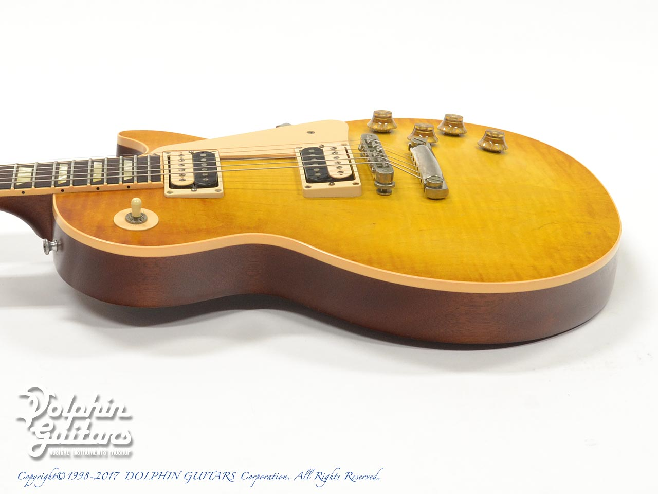 Gibson: 50's LP STD FADED HB (2)
