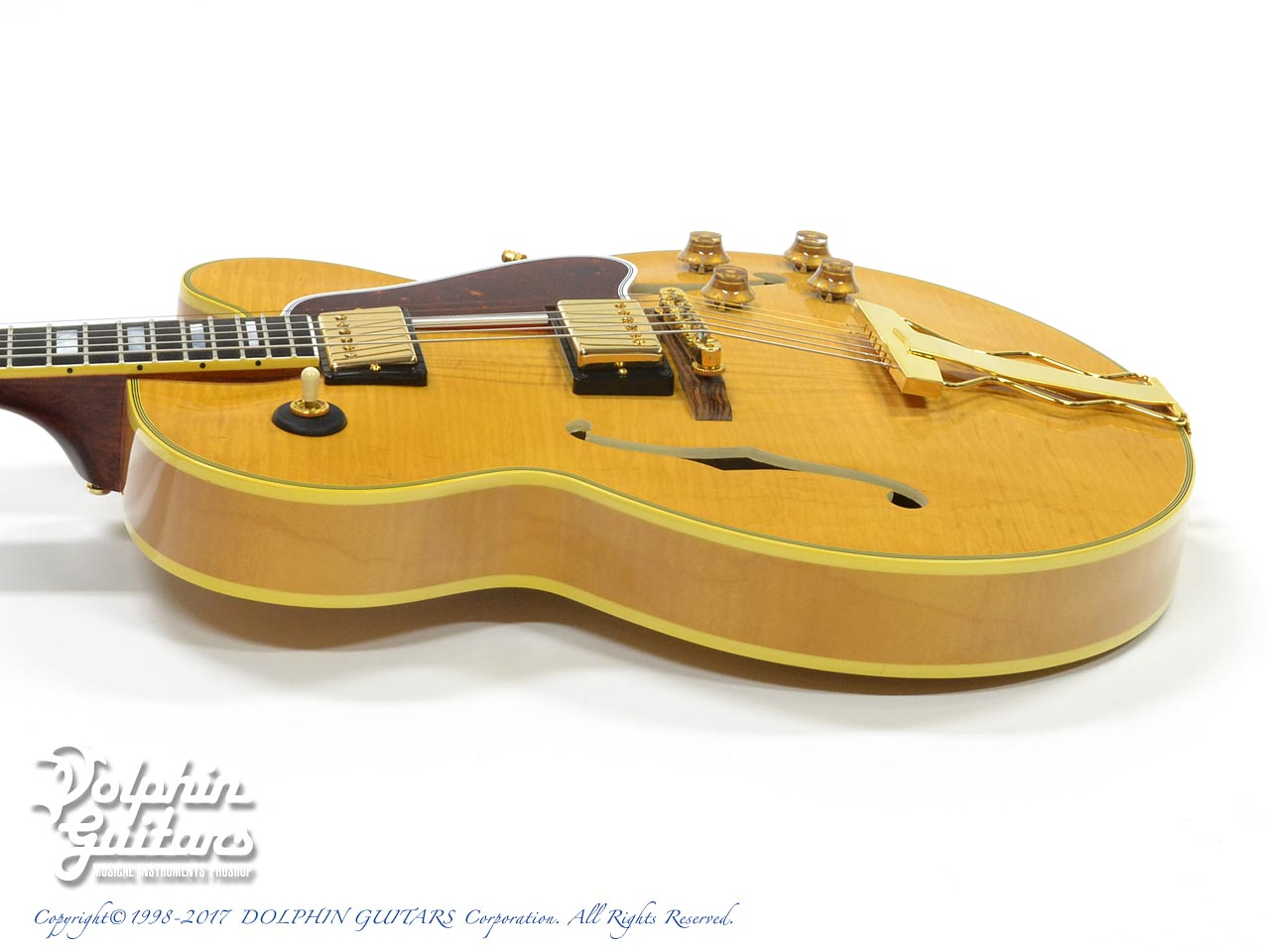 Gibson: ES-275 Figured Maple (NT) (2)