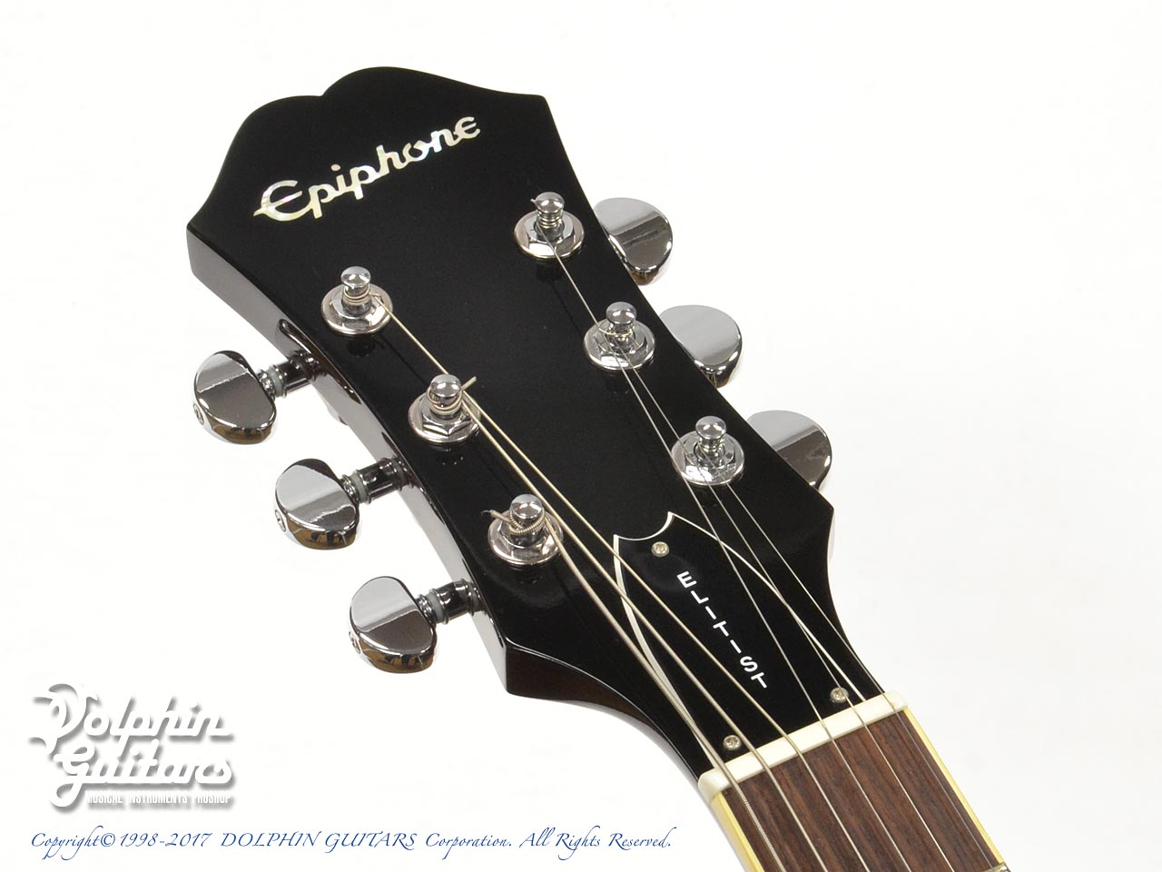 Epiphone: Elitist 1965 Casino VS (6)