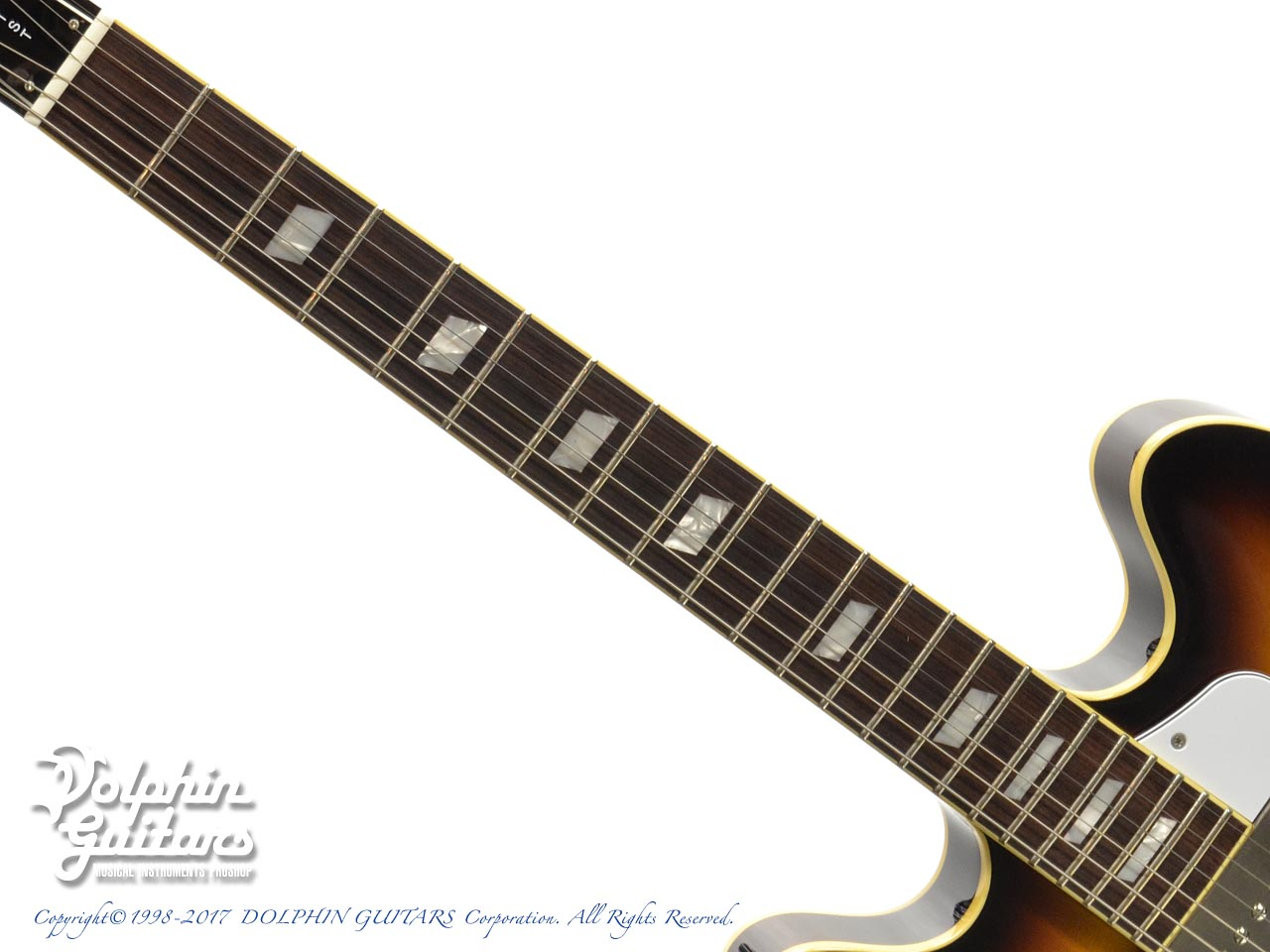 Epiphone: Elitist 1965 Casino VS (4)