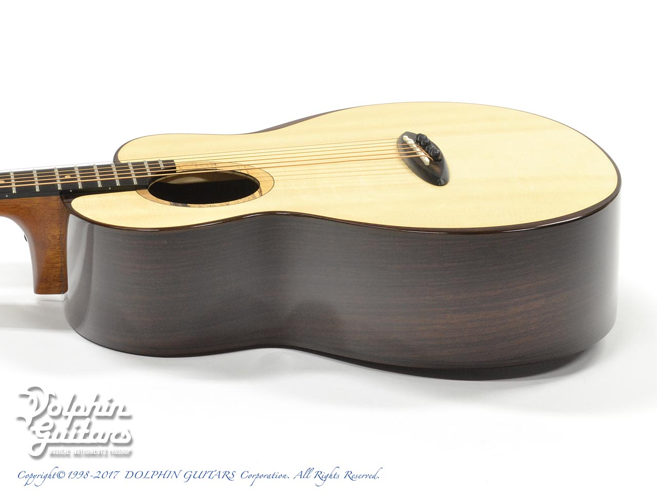 aNueNue: Bird Guitar Series aNN-M200 (2)