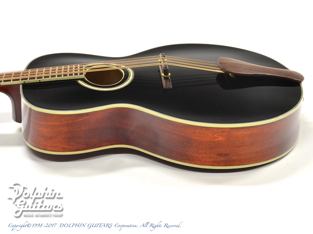 EASTMAN: AR-400 Mandocello Black Top  (2)